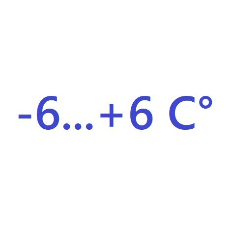 Капри    -6...+6 C°