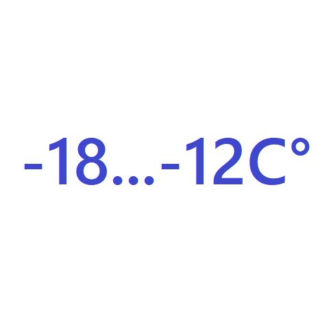 Капри   -18...-12 C°