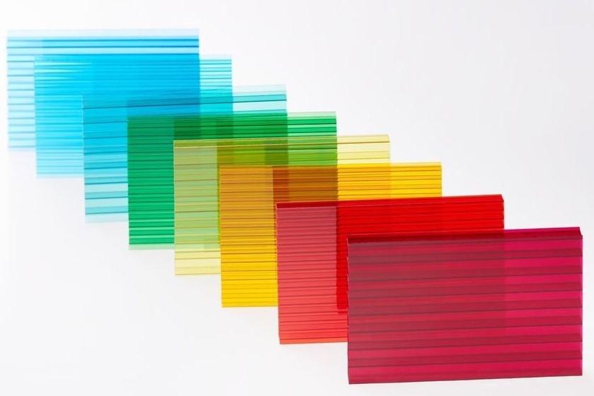 Цветной поликарбонат