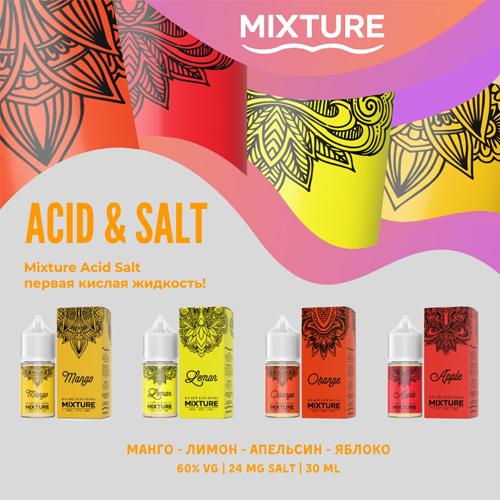 ACID Salt by MIXTURE