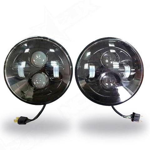 Светодиодные фары головной свет