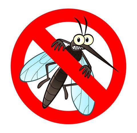Защита от комаров, мух и клещей