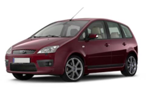 Багажники на Ford C-Max I 2003-2010 штатные места