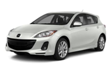 Багажники на Mazda 3 II 2009-2013 хэтчбек