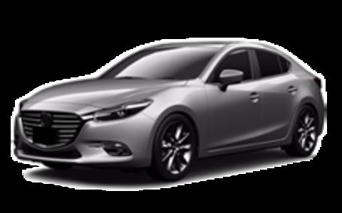 Багажники на Mazda 3
