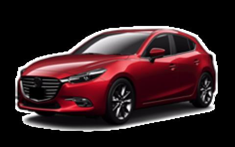 Багажники на Mazda 3 III 2013-2019 хэтчбек