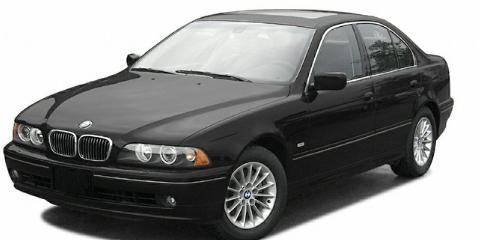BMW 5 1998-2003 E39