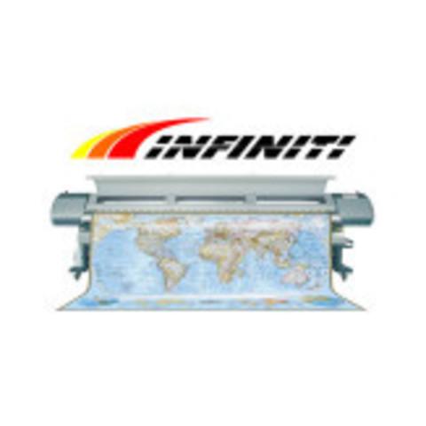 Запчасти для широкоформатных принтеров INFINITI