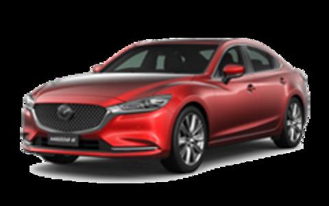 Багажники на Mazda 6 III 2012-2019 седан за дверные проемы