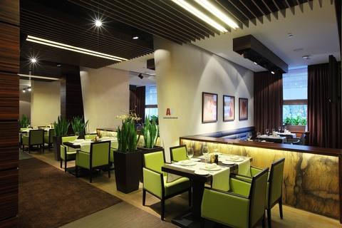 Освещение ресторанов и кафе
