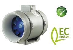 Turbo EC Канальный осевой на ЕС моторах
