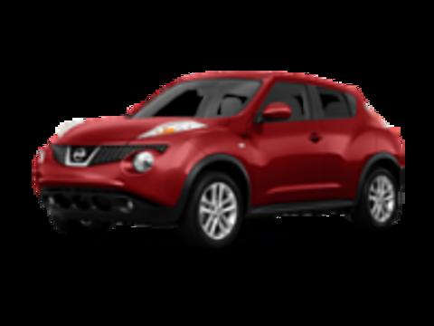Рейлинги на Nissan Juke