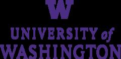 Лого University of Washington