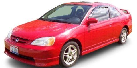 Honda Civic VII 2000-2006