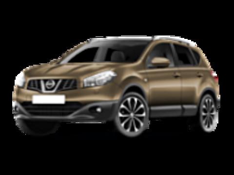 Рейлинги на Nissan Qashqai