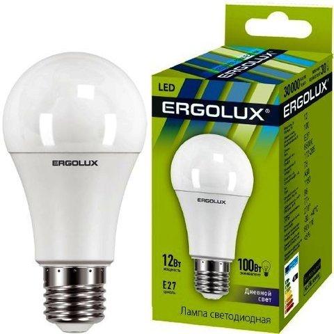 Ergolux лампочки светодиодные