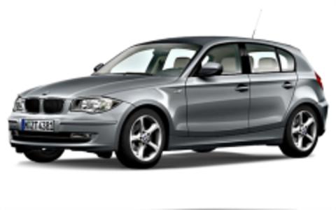 Багажники на BMW Е87 2007-2011