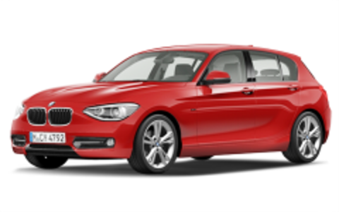Багажники на BMW F21/F20 2011-2015