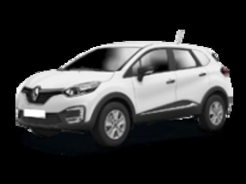 Рейлинги на Renault Kaptur