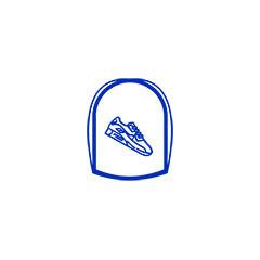 Мешок под обувь