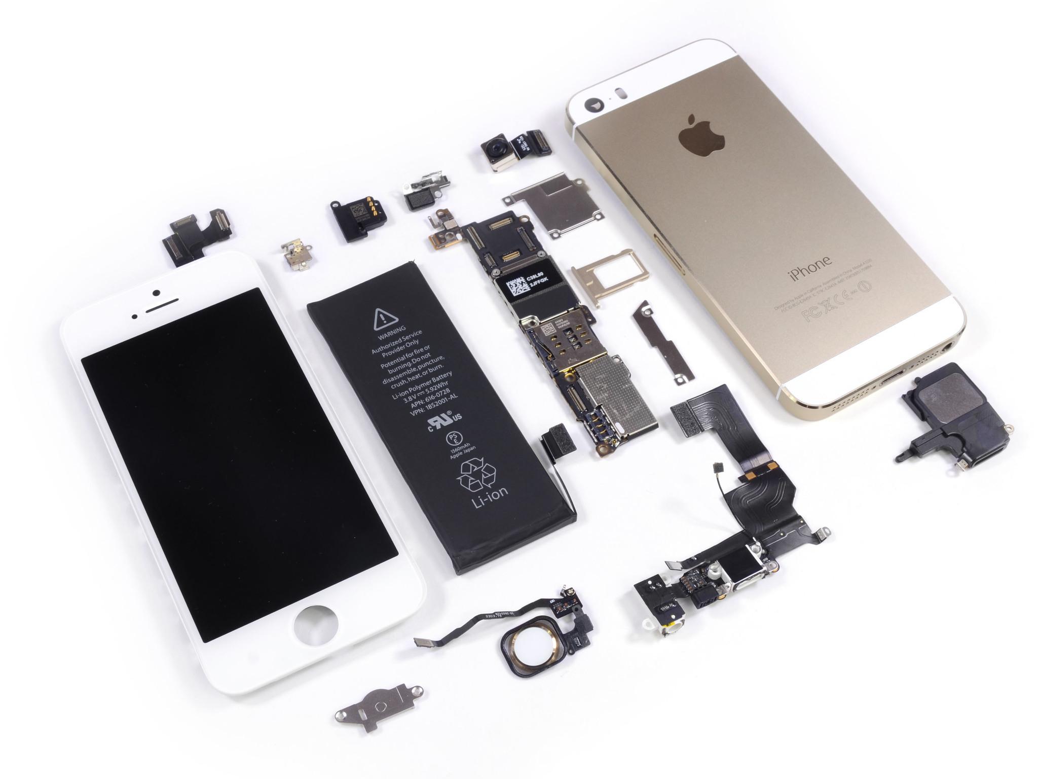 запасные части сотовых телефонов
