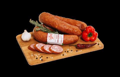 Колбаса, колбасные изделия и другая мясная продукция