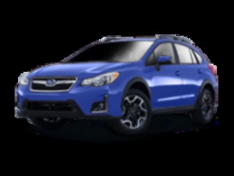 Рейлинги на Subaru XV