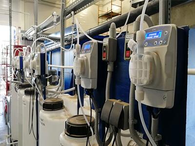 Проектирование систем водоснабжения промышленных предприятий
