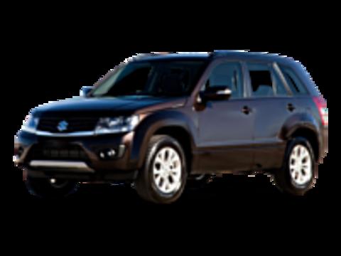 Рейлинги на Suzuki Grand Vitara