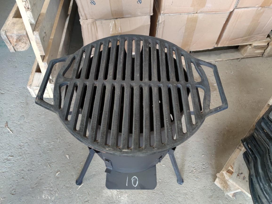 Чугунные и стальные решетки-гриль