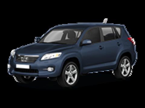 Рейлинги на Toyota Rav 4 2012-2019