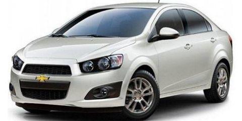 Chevrolet Aveo 2005-2011