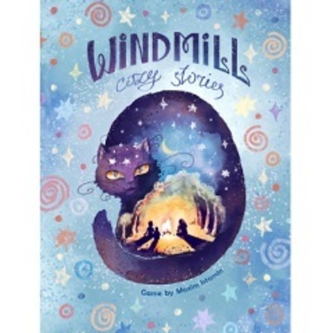 Windmill. Cozy stories
