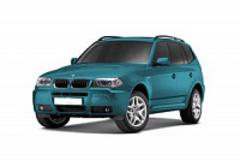 Чехлы на BMW X3