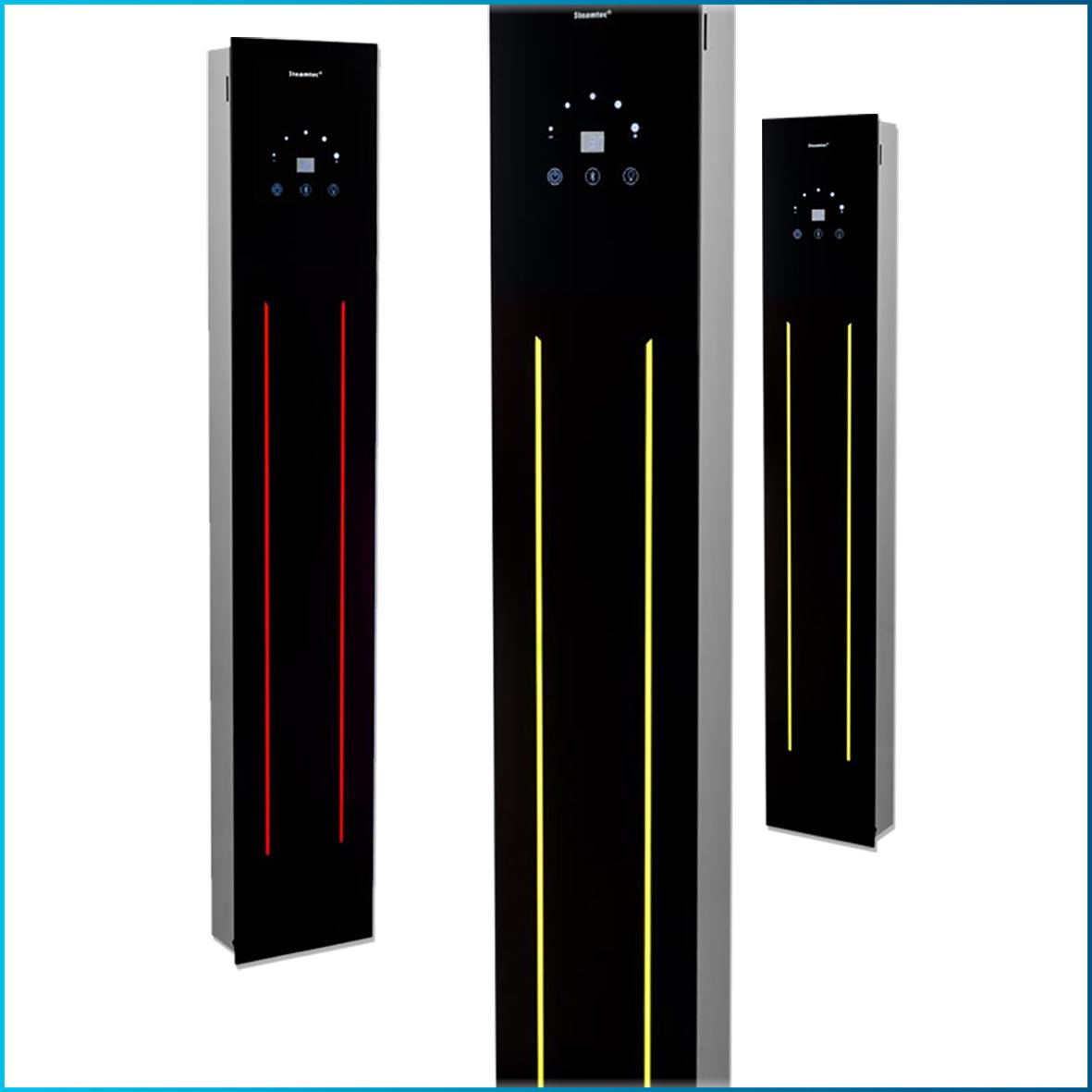 Парогенераторы Steamtec E, для душевой кабины (комнаты)