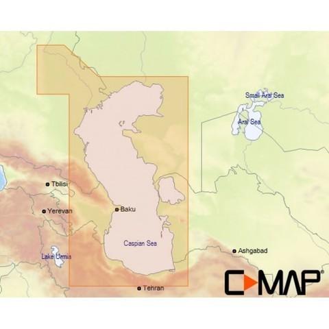 Карты C-MAP