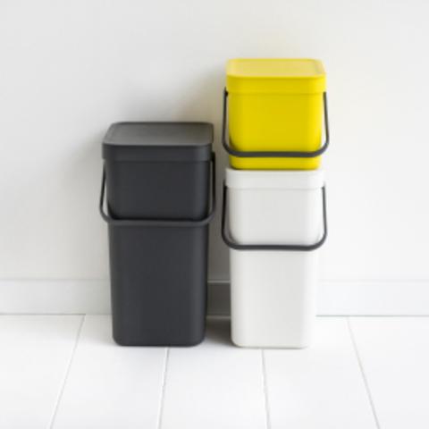 Встраиваемые мусорные ведра Sort&Go