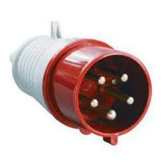Вилка кабельная  IP44