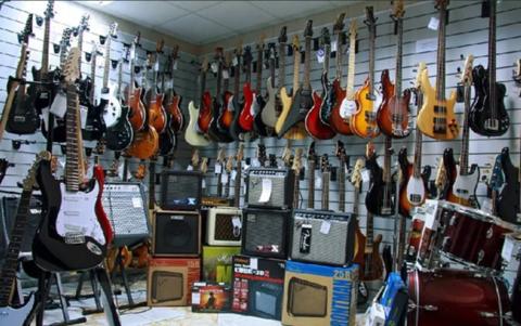 Скупка музыкальных инструментов