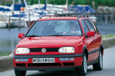Багажники на Volkswagen Golf III 1993-1999 универсал