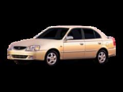 Чехлы на Hyundai Accent