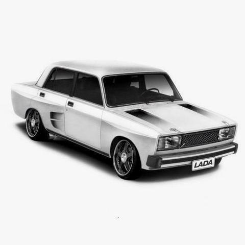 ВАЗ-2101-2107 (Классика)