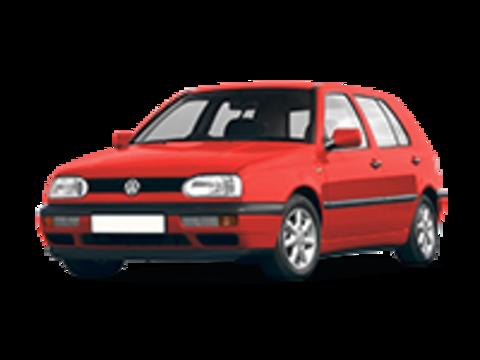 Багажники на Volkswagen Golf III 1993-1999 хэтчбек