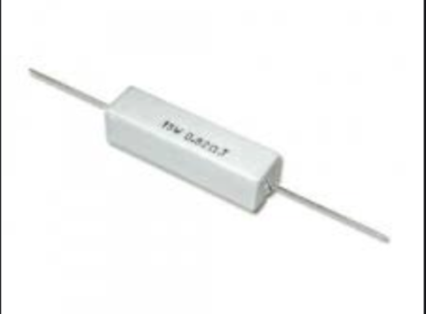 Резисторы постоянные 15W
