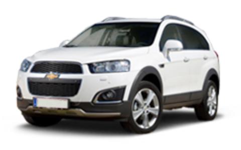 Багажники на Chevrolet Captiva