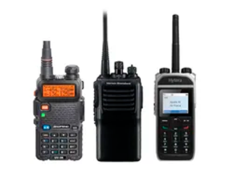 Рации и радиостанции
