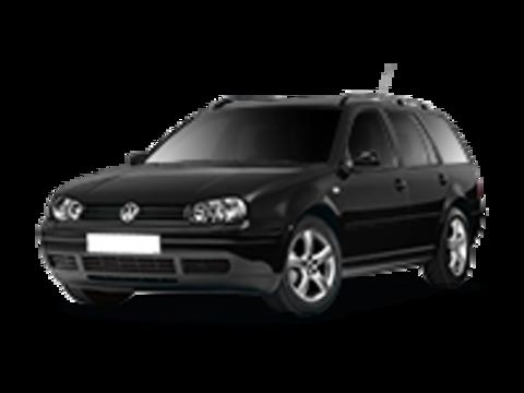 Багажники на Volkswagen Golf IV 1997-2003 универсал