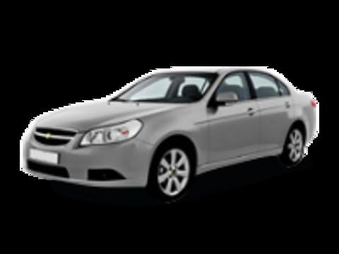 Багажники на Chevrolet Epica седан 2006-2012