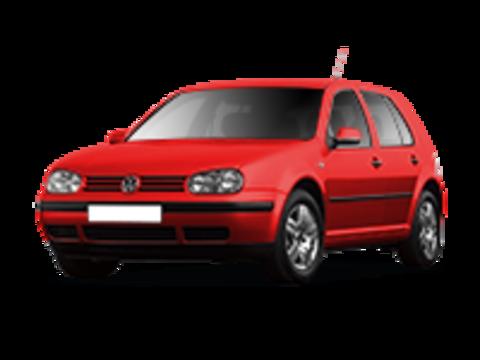 Багажники на Volkswagen Golf IV 1997-2003 хэтчбек