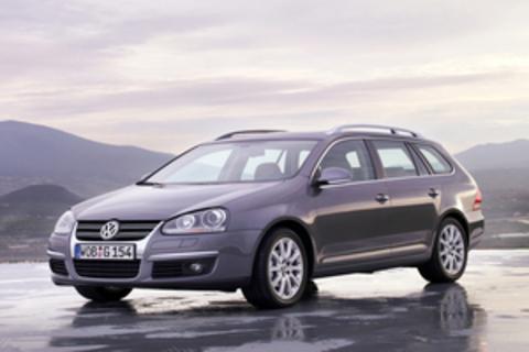 Багажники на Volkswagen Golf V 2003-2008 Универсал